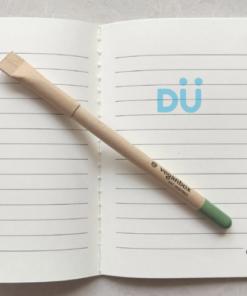 สมุดปากกาปลูกได้